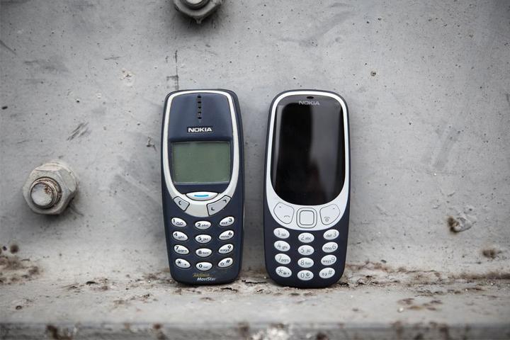 Đánh giá sự khác nhau giữa Nokia 3310 (2017) và Nokia 3310 (2000)