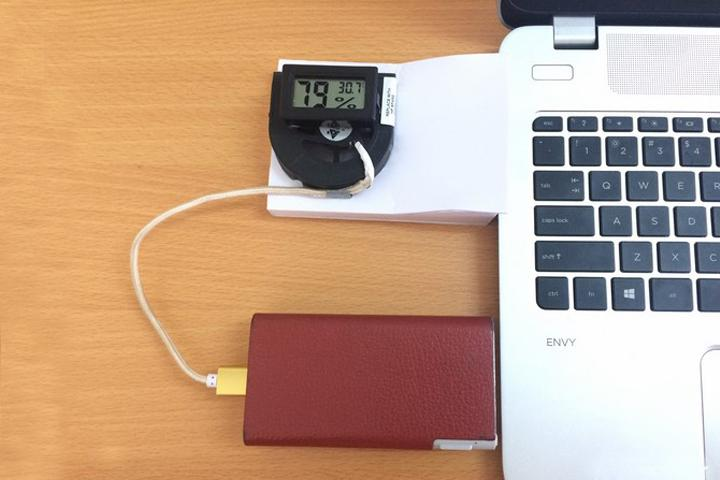 Hướng dẫn cách làm quạt hút nhiệt, quạt tản nhiệt cho laptop với giá cực rẻ