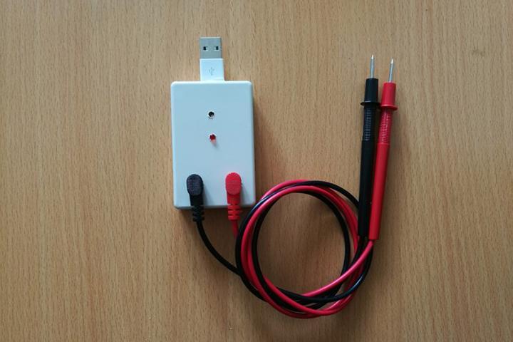 Hướng dẫn cách làm thiết bị kiểm tra dây điện, công tắc, bóng đèn... có bị đứt hay không