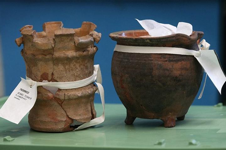 Phát hiện kho báu khổng lồ gồm 150.000 cổ vật hơn 2.000 năm tuổi