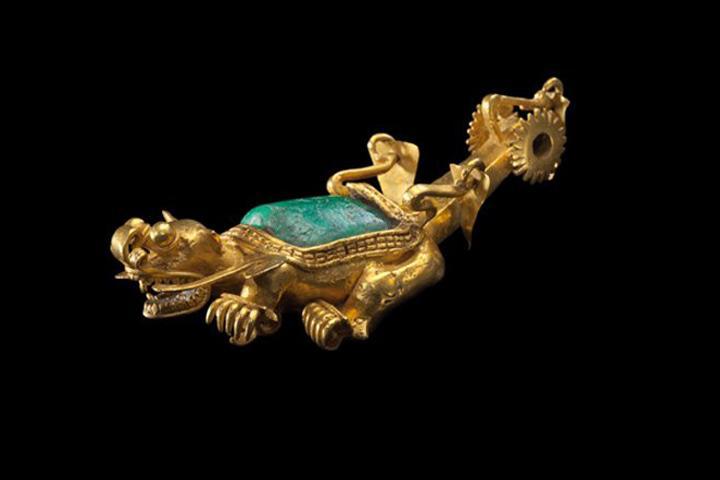 Những báu vật cổ đại được xem là kho báu thế kỷ tại Trung Mỹ