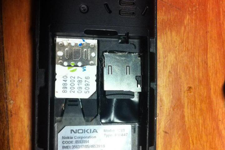 Hướng dẫn chi tiết độ nghe nhạc cho Nokia 1280 thần thánh