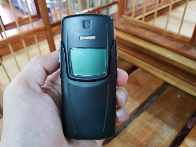 Nokia 8910 màu đen đẹp 95% nguyên zin sơn lại - MS 2250