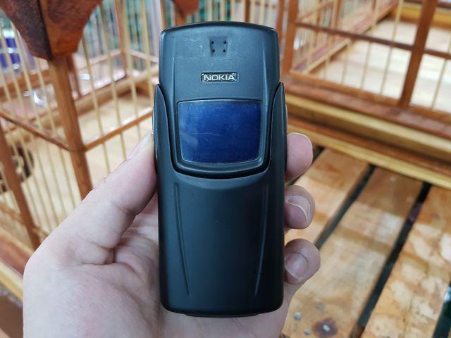 Nokia 8910i màu đen đẹp 98% nguyên zin sơn lại - Ms 3091