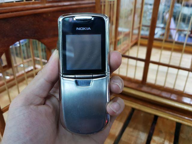 Nokia 8800 Anakin bạc đẹp 98% máy cực đẹp - Ms 2255