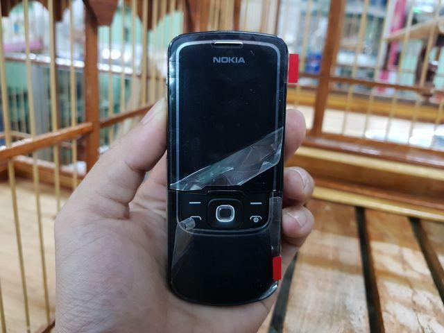 Nokia 8600 Luna nguyên zin đã thay vỏ mới loại 2 đẹp 98% MS 2201