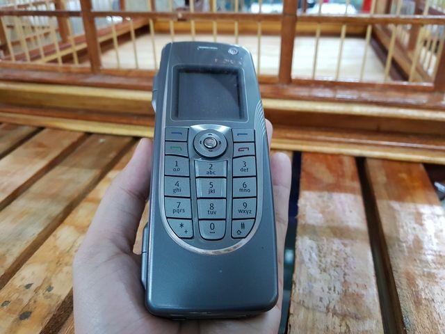 Nokia 9300i màu xám máy nguyên zin đẹp 98% - Ms 3001