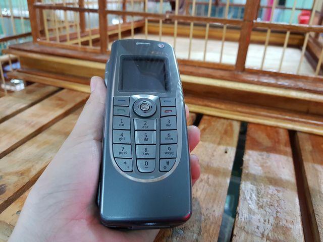Nokia 9300i màu xám nguyên zin không một vết trầy đẹp 97% - Ms 3000