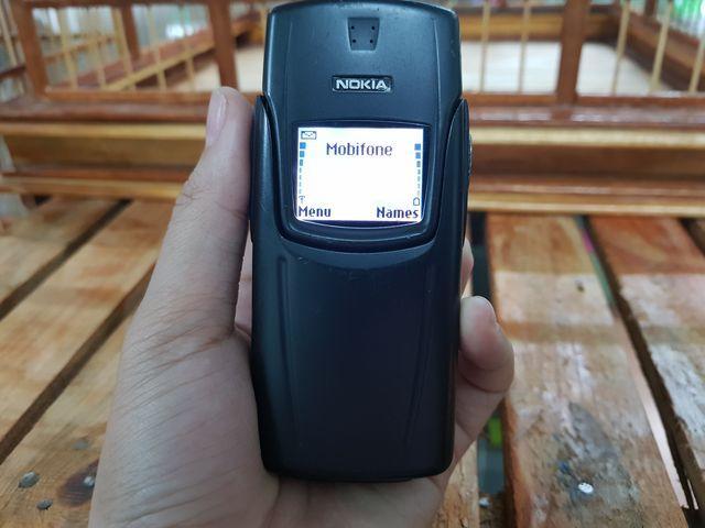 Nokia 8910i chính hãng nguyên zin cực độc đẹp 95% MS 2192