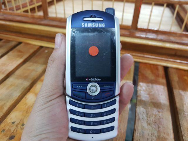 Samsung SGH - Z130 màu xanh bạc nguyên zin chính hãng đẹp 99% MS 2258