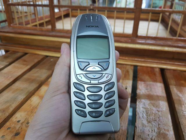 Nokia 6310i màu bạc zin đét nguyên cây đẹp 96% - Ms 3057