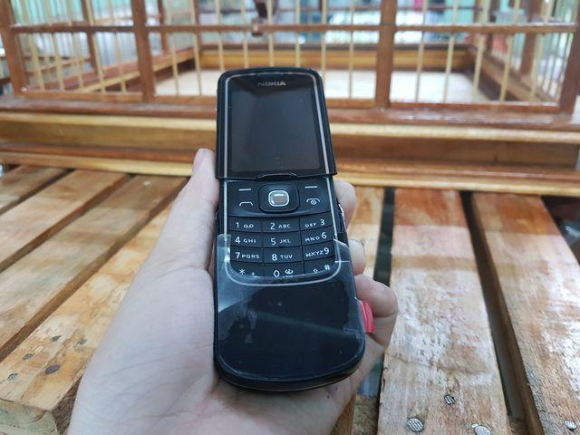 Nokia 8600 màu đen nguyên zin thay vỏ đẹp 98% - Ms 3060