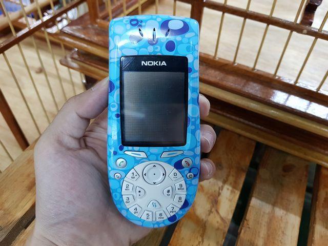 Nokia 3660 màu xanh nguyên zin sơn lại đẹp 97% MS 3024
