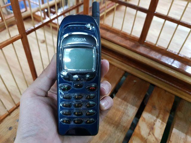 Nokia 6150 màu xanh nguyên zin không trùng iMei đẹp 97%MS 3034