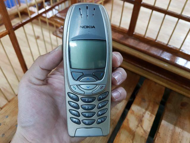 Nokia 6310i màu gold sậm máy zin từ trong ra ngoài đẹp 97% MS 3018