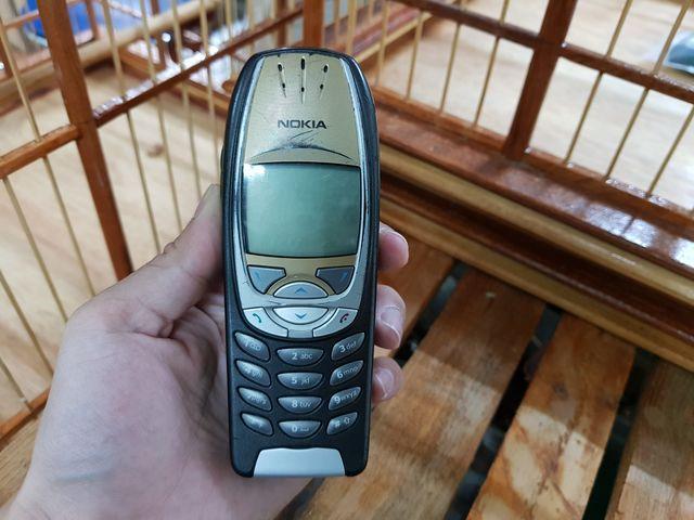 Nokia 6310i màu đen máy hơi sờn theo thời gian đẹp 92% MS 3032
