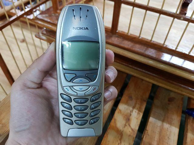 Nokia 6310i màu gold máy zin không trùng imei đẹp 95% MS 3016