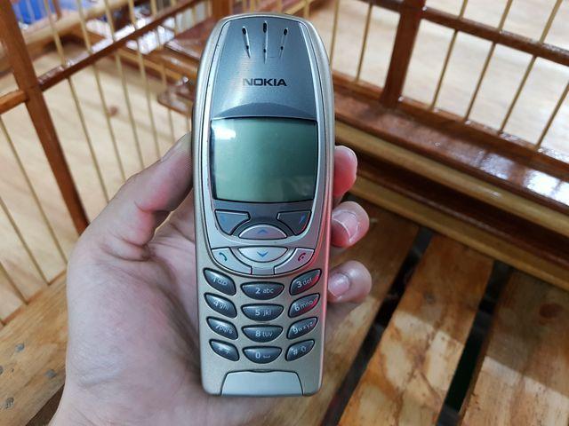 Nokia 6310i màu vàng gold sẫm nguyên zin 100% đẹp 97% MS 3019