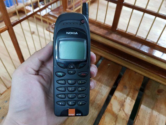 Nokia 6130 màu đen phím nguyên zin hơi cũ đẹp 96% MS 3014