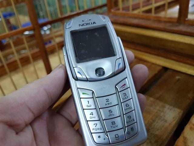 Nokia 6822a màu bạc cực đẹp đã thay vỏ loại zin đẹp 98% MS 3039