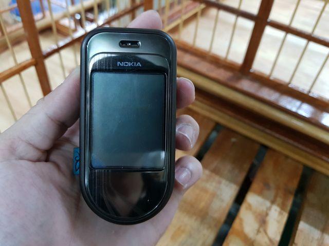Nokia 7370 màu đen máy zin như mới đẹp 98% MS 3026