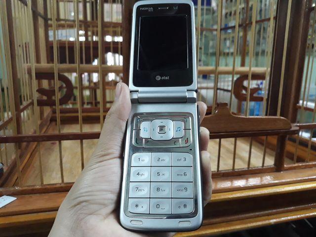 Nokia N75 màu đen bật nắp nguyên zin đẹp 97% - Ms 3066
