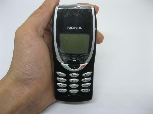 Nokia 8210 màu đen nguyên zin chính hãng thay vỏ - Ms V004