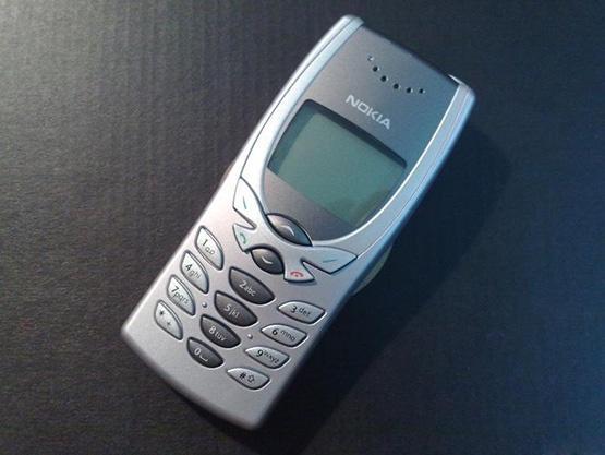 Nokia 8250 màu bạc điện thoại chính hãng nguyên zin thay vỏ  - Ms V017
