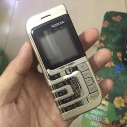 Nokia 7260 màu bạc đồng nguyên zin thay vỏ - Ms V025