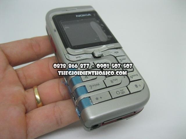 Nokia 7260 màu bạc nguyên zin thay vỏ - Ms V028