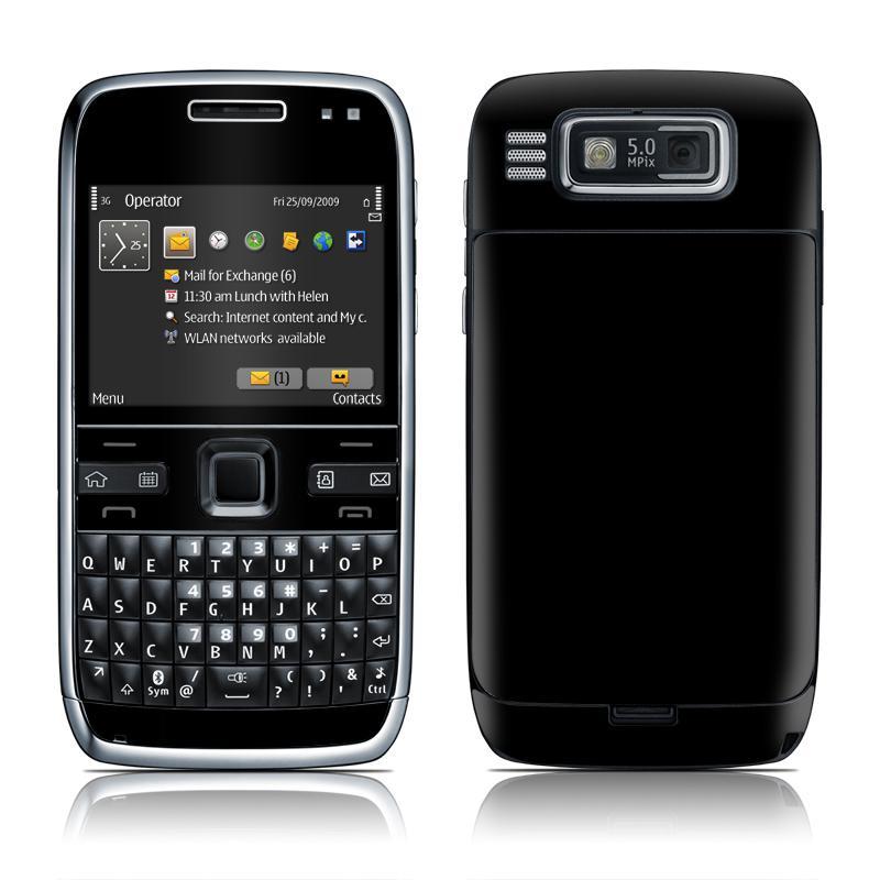 Nokia E72 màu đen nguyên zin thay vỏ - Ms V039