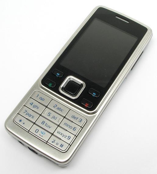 Nokia 6300 màu bạc nguyên zin thay vỏ - Ms V046