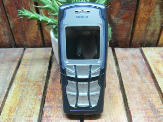 Nokia 3108 màu xanh nguyên zin thay vỏ - Ms V047