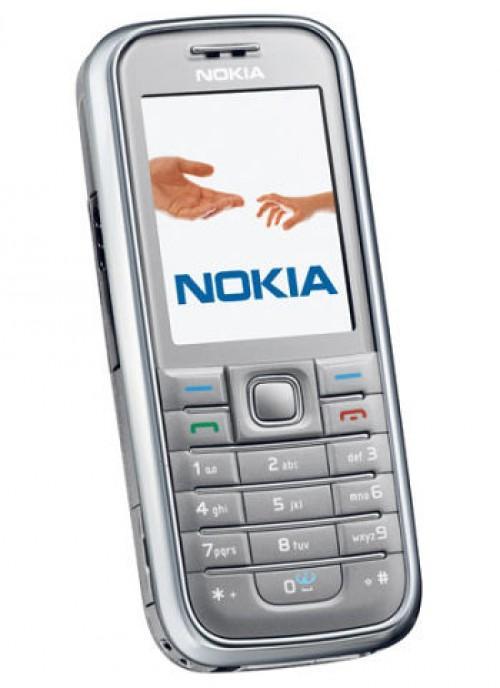 Nokia 6233 màu trắng nguyên zin thay vỏ ngoài - Ms V051