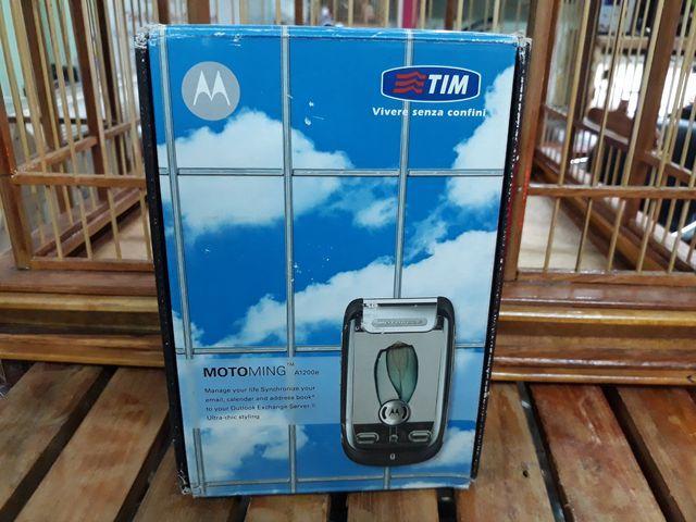 Motorola A1200 màu đen hàng zin đét không một tỳ vết full box - Ms 3070