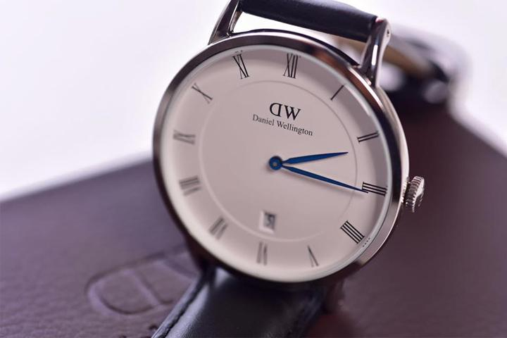 Hướng dẫn kiểm tra đồng hồ Daniel Wellington fake