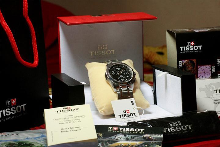 Cách phân biệt đồng hồ Tissot Thụy Sĩ một cách đơn giản nhất