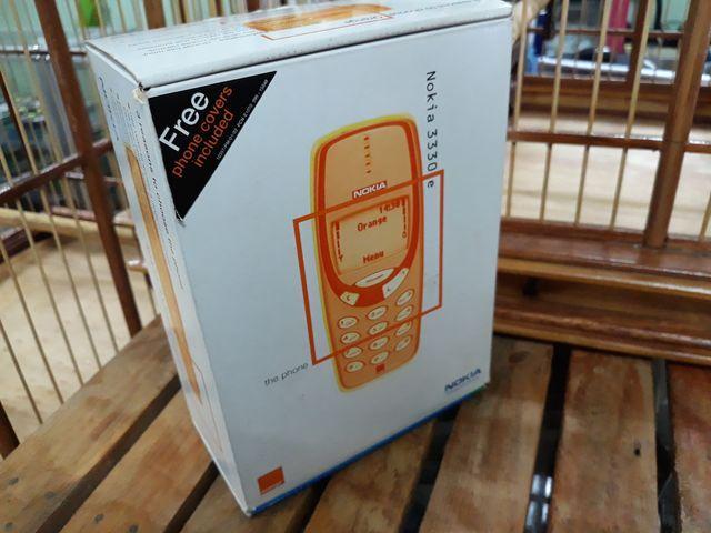 Nokia 3330 màu xanh full box cực độc, lạ - Ms 2075