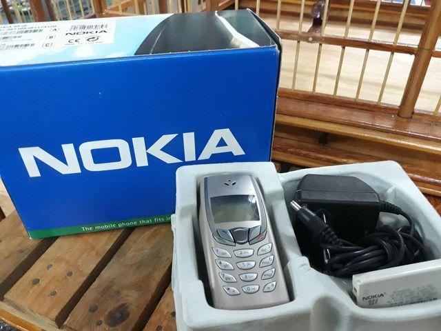 Nokia 6510 màu cafe full box nguyên zin đẹp xuất sắc - MS 3075