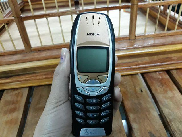 Nokia 6310i màu đen nguyên zin thay vỏ ngoài cực độc đẹp 98% - MS 3076