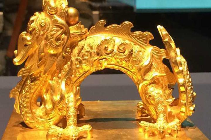 Triễn lãm tại Pháp trưng bày những cổ vật của Việt Nam