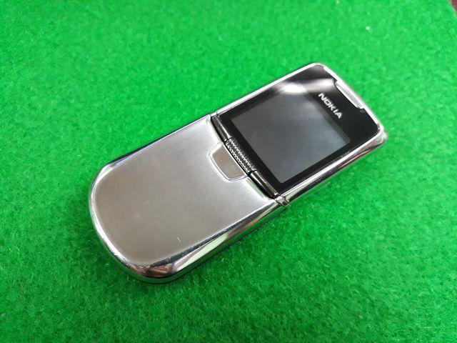Nokia 8800 Anakin màu bạc zin đét nguyên cây đẹp 98% - Ms 3098