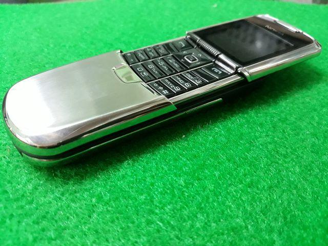 Nokia 8800 Anakin màu bạc zin zin zin đẹp 98% - Ms 3096