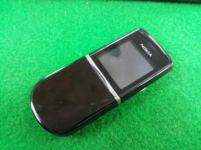 Nokia 8800 Sirocco màu đen nguyên zin thay vỏ đẹp 97% - Ms 3100