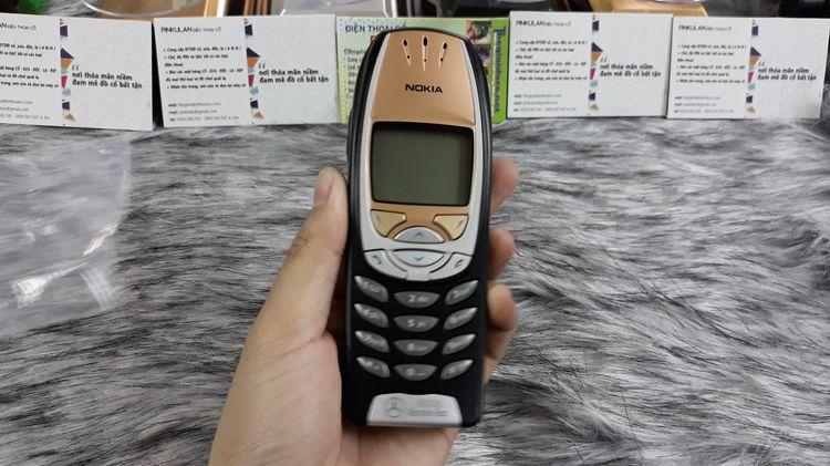 Nokia 6310i màu đen nguyên zin thay vỏ ngoài đẹp 97% - Ms 3134
