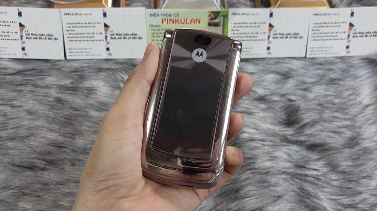 Motorola V9 màu đồng nguyên bản thay vỏ đẹp 98% - Ms 3145