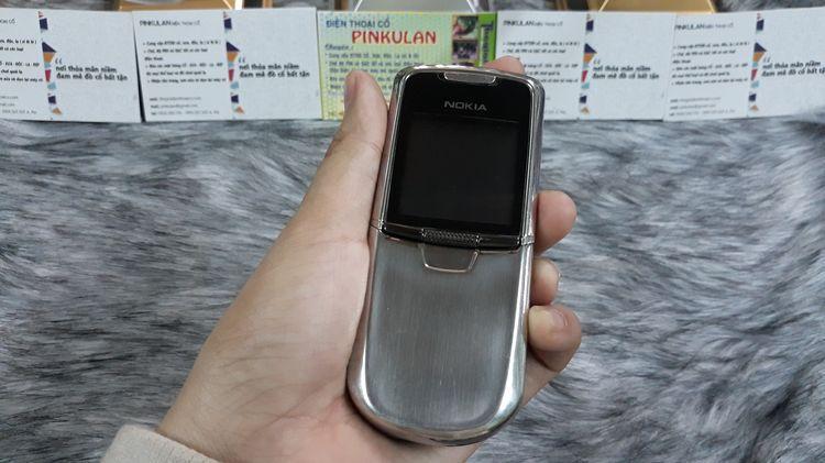 Nokia 8800 Anakin màu bạc zin đét nguyên cây đẹp 96% - Ms 3140
