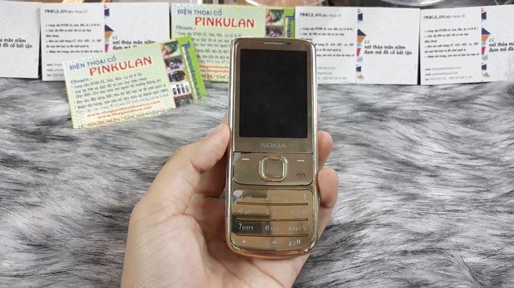 Nokia 6700 màu gold nguyên zin thay vỏ ngoài - Ms 3158