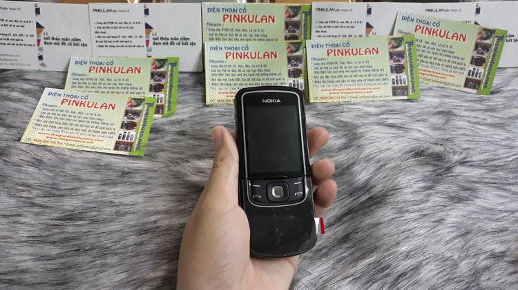 Nokia 8600 màu đen nguyên zin thay vỏ ngoài - MS 3168