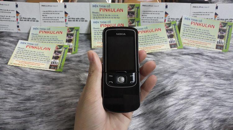Nokia 8600 màu đen nguyên zin vỏ sơn lại - MS 3169